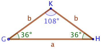 Triangle d'argent